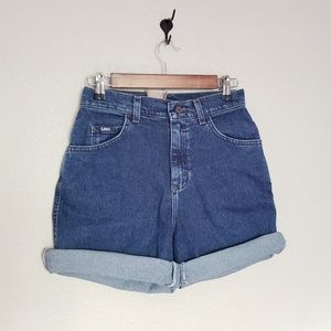 NWT Vintage Mom Jean Shorts Size 4 Long